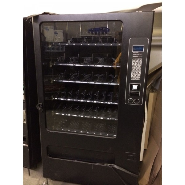 USI 3185 hr 40 mercato 5000 snack vending machine ivend